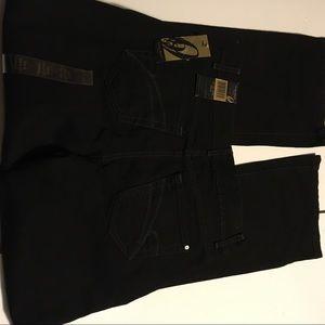 Nine West Women Black Jeans Size 6